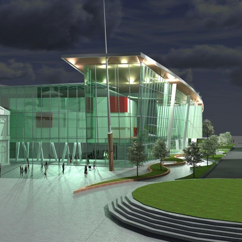 Convention Centre commercial architecture