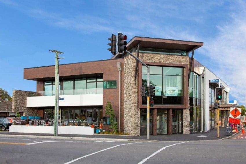 Creyke Road, Ainger Thompson House, Ilam Christchurch architecture