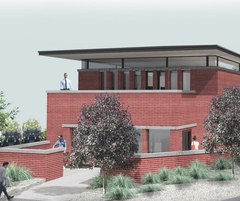 150813 Office Building_TownPlanning RvD