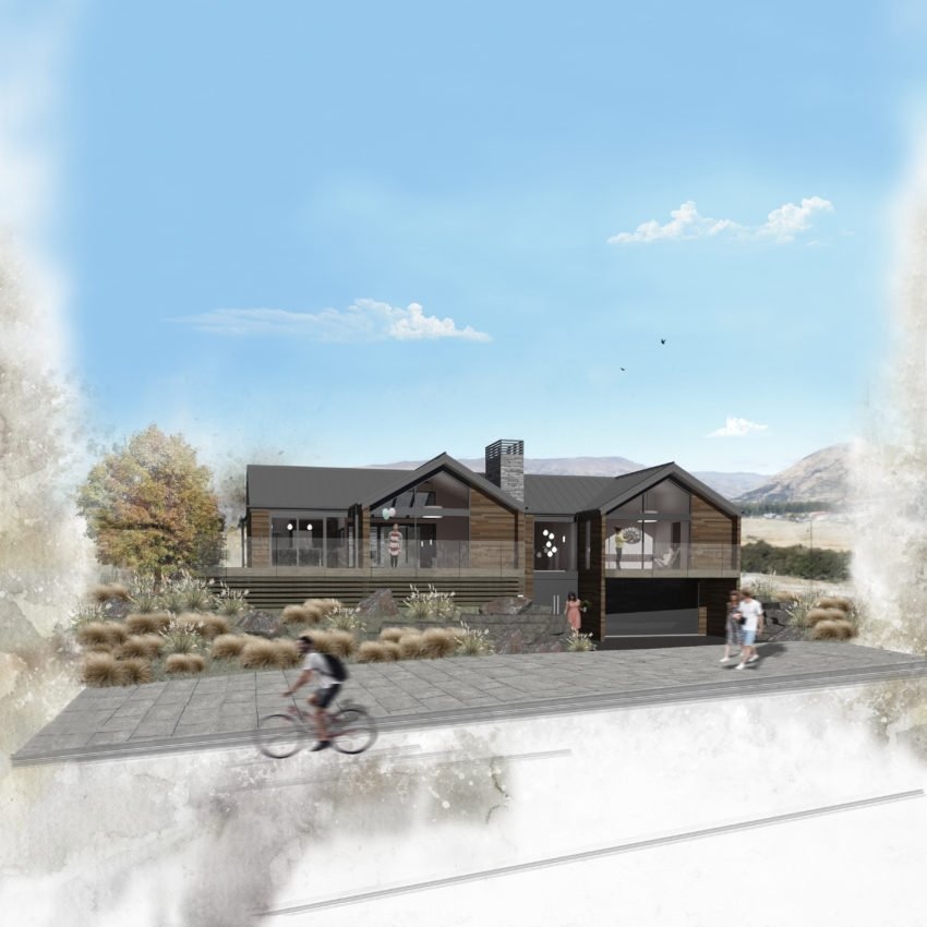 Lot 52 - The Heights, Wanaka architecture