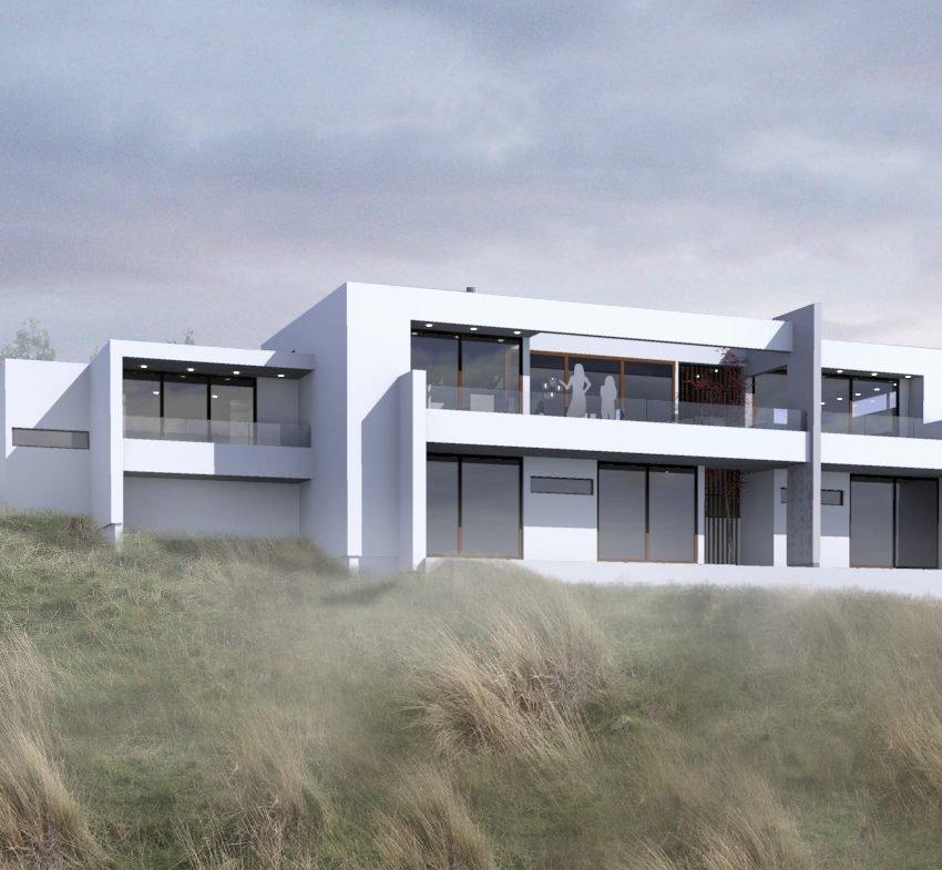 Johnstone House, Sumner, Christchurch Architecture
