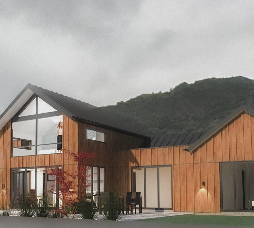 Lot 10 - Linksgate, Arrowtown architecture
