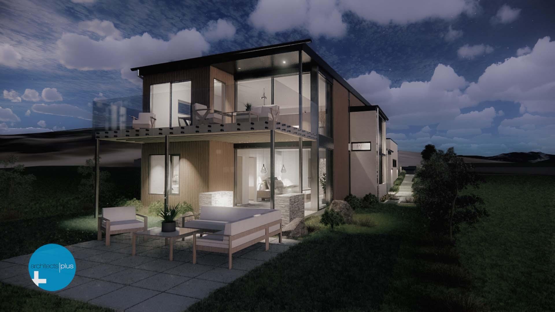 Lot 122 - The Heights, Wanaka architecture