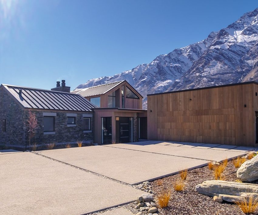 Jacks Point - Queenstown residential architecture